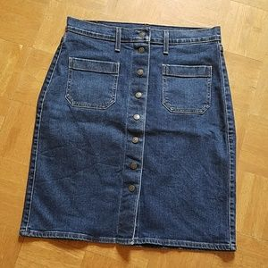 Vintage Levi's skirt